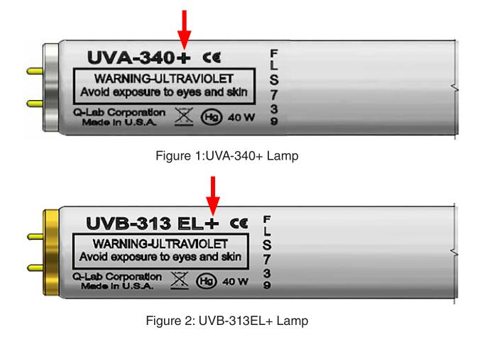 新紫外老化测试灯管