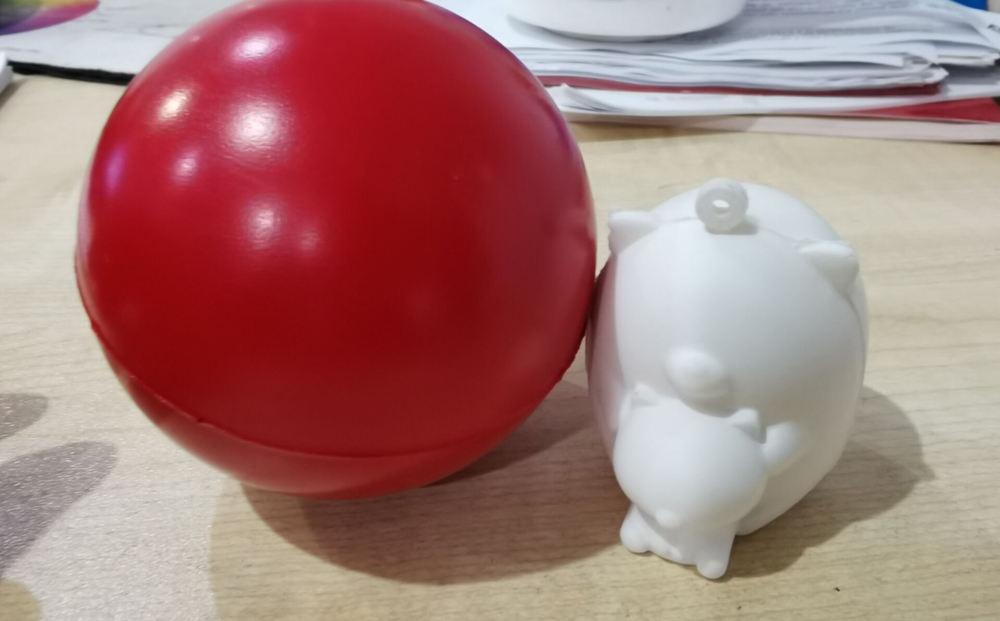 水性聚氨酯模内漆 PU玩具模内漆树脂 效果图