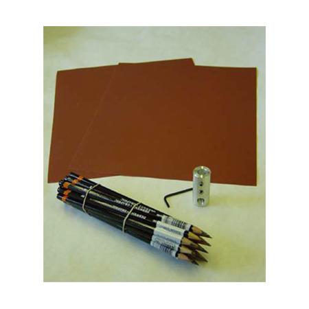 taber5750铅笔硬度测试套装