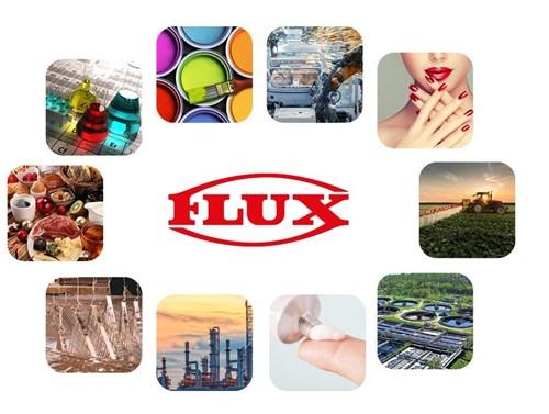 FLUX桶泵广泛运用在不同的行业