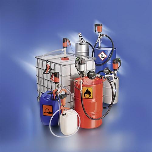 FLUX桶泵