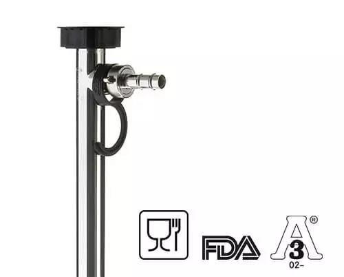 FLUX桶泵符合2006/42/E和CE认证