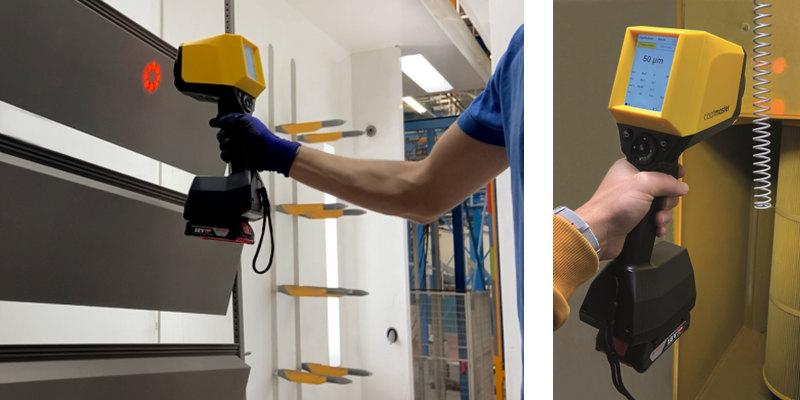 涂魔师漆膜膜厚自动检测系统
